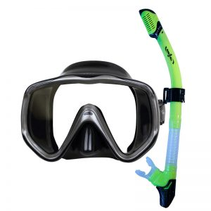 Mask and Snorkel Available at Belize Pro Dive Center