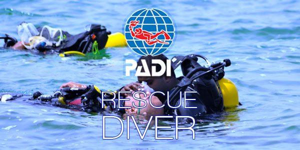 PADI Rescue Diver Course by Belize Pro Dive Center