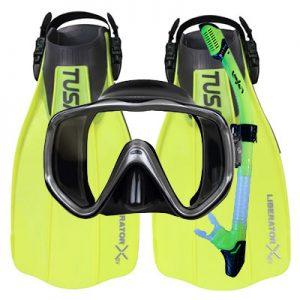 Full Snorkeling Gear