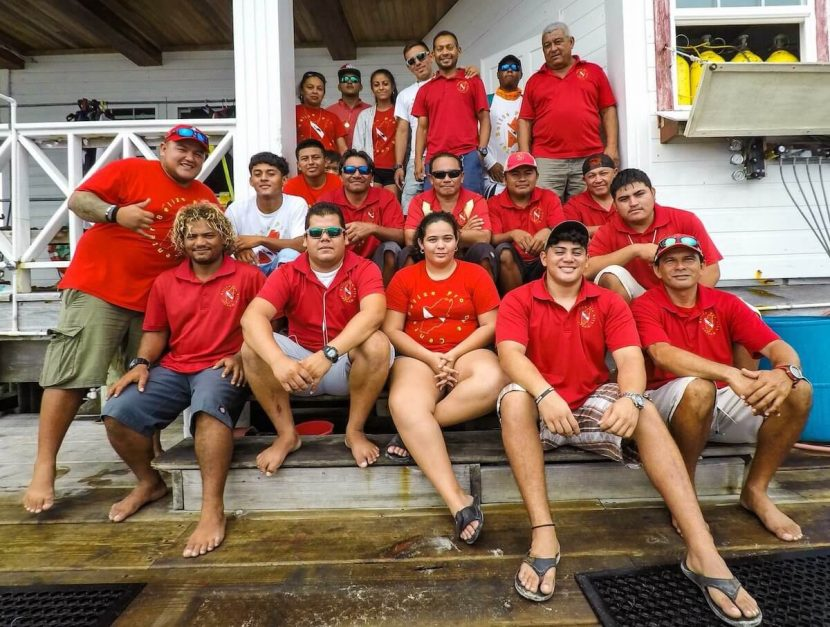 Belize Pro Dive Center Staff