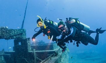 Peak Performance Buoyancy - PADI Specialty Course